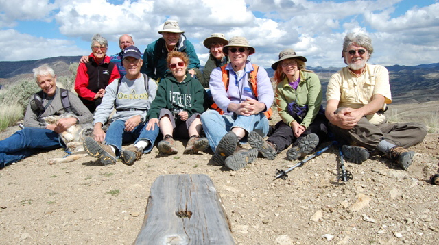 Carrol Rim Trail Group