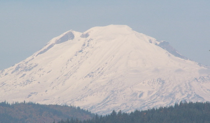 Mt Adams Clear